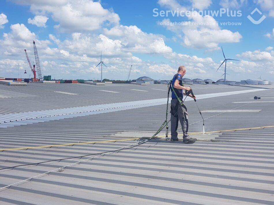 CWT Sitos onderhoud dak 3