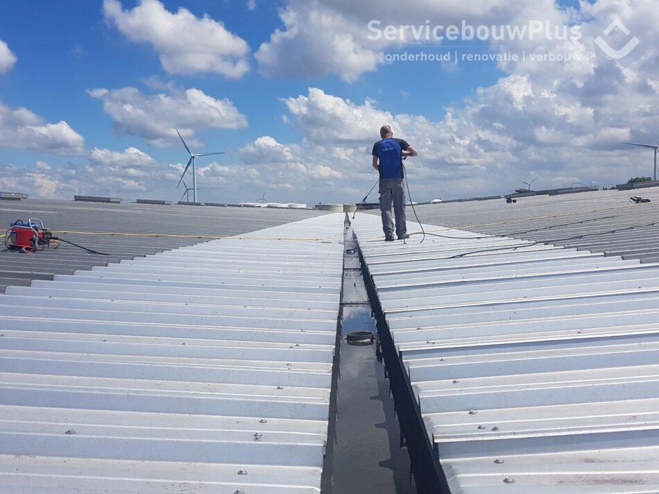 CWT Sitos onderhoud dak