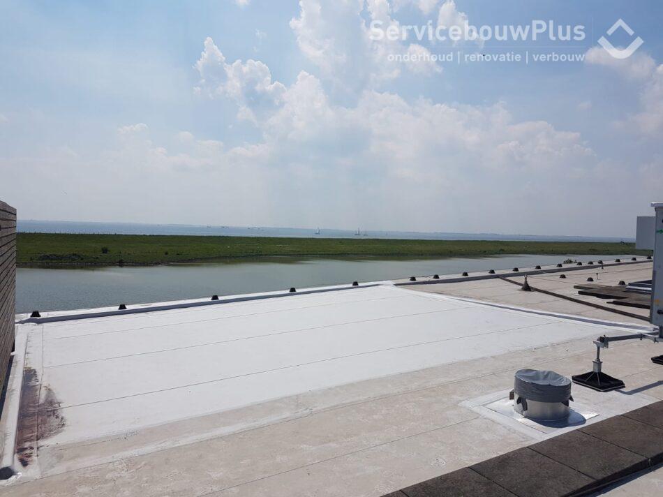 Het Vijfde Caisson dak (1)