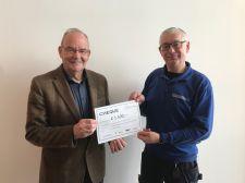 Donatie € 1.500 aan Hospice Francinus de Wind
