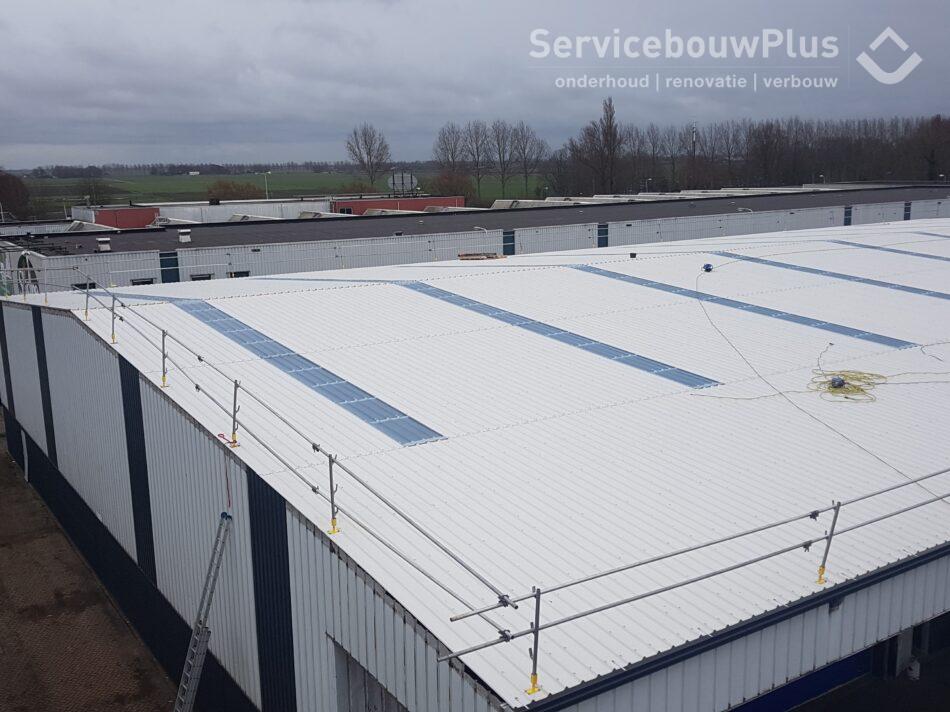 Nieuw dak 1