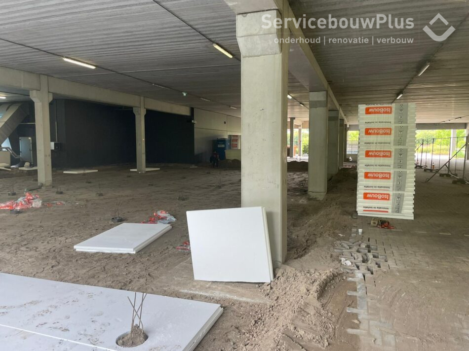 Uitbreiding bowlingcentrum Almere